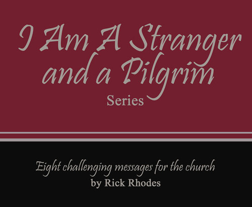 """""""I Am A Stranger & A Pilgrim"""" Series (8 Discs)"""