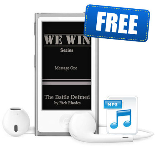 """Message 1 - """"The Battle Defined"""" - """"We Win"""" Series"""