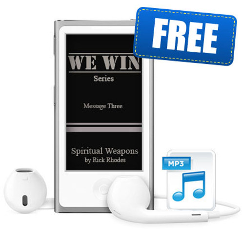"Message 3 - ""Spiritual Weapons"" - ""We Win"" Series"