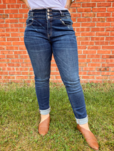 KanCan Girlfriend High Rise Jean
