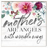 10x10 Mothers Are Angels Sign