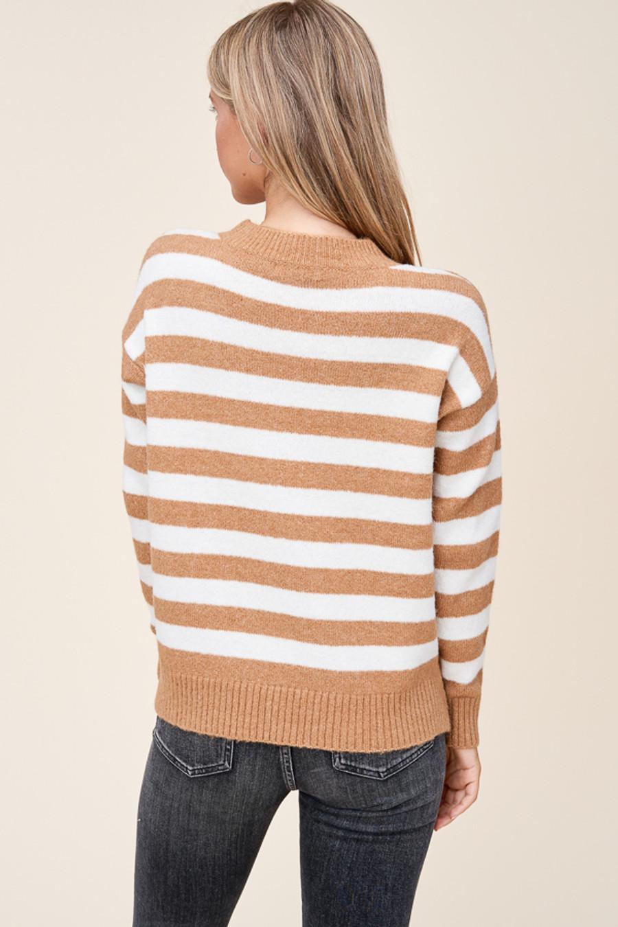 Staccato Striped Sweater