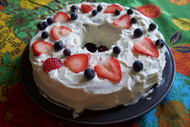 Red, White, And Blue Desserts For A Funky Fourth