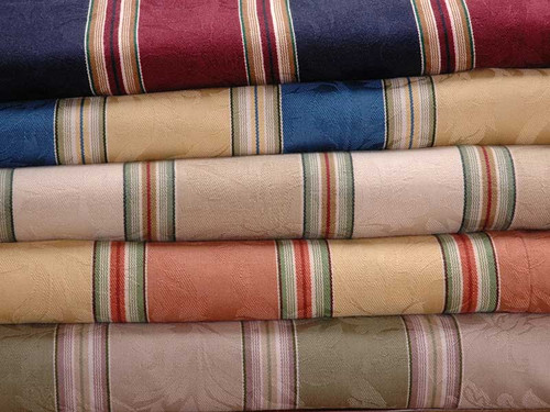 Shakespearean Stripe Tablecloth