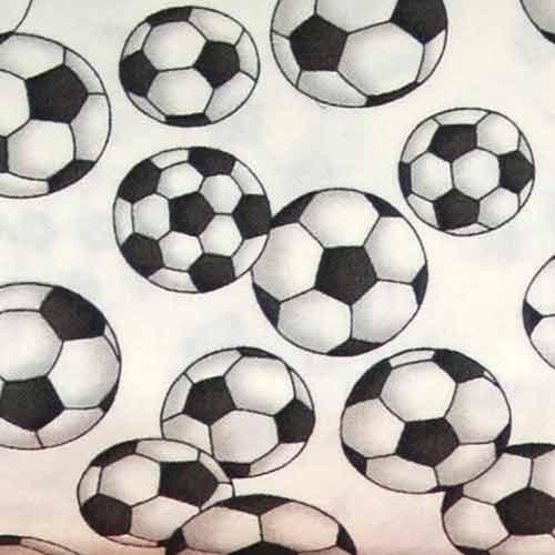 "Print ""Sports"" Tablecloth"