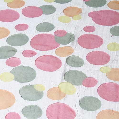 "Sheer ""Magic Dots"" Tablecloth"