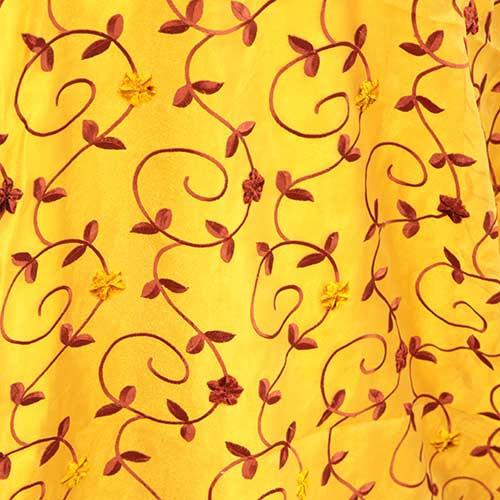 """Sheer """"Enchantment"""" Tablecloth"""