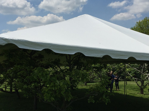 One Piece Frame Tent - Event Rentals