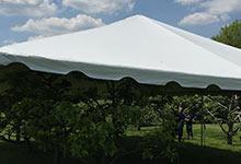 Rent a Frame Tent