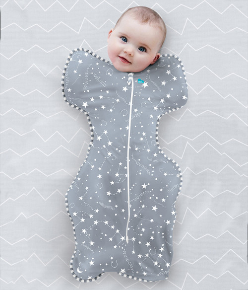 SWADDLE UP™ Bamboo 1.0 TOG Grey ON SALE