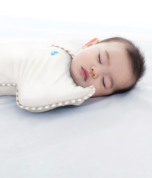 LOVE TO DREAM SWADDLE UP™ Organic 1.0 TOG Cream