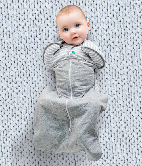 SWADDLE UP™ Warm 2.5 TOG Grey ON SALE
