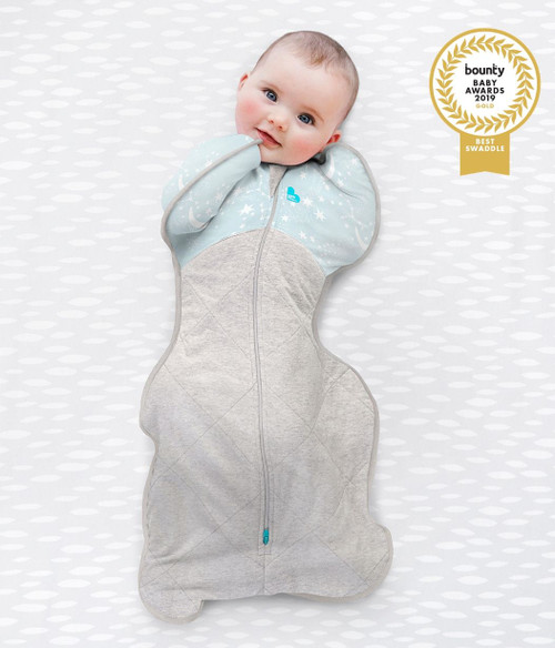 LOVE TO DREAM SWADDLE UP™ Warm 2.5 TOG Blue