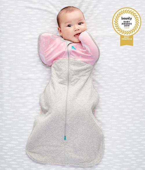 LOVE TO DREAM SWADDLE UP™ Warm 2.5 TOG Pink