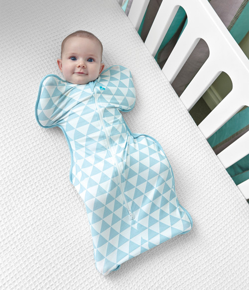 SWADDLE UP™ Bamboo Lite 0.2 TOG Ocean (2018)
