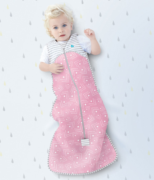 LOVE TO DREAM SLEEP BAG™ 0.2 TOG Pink