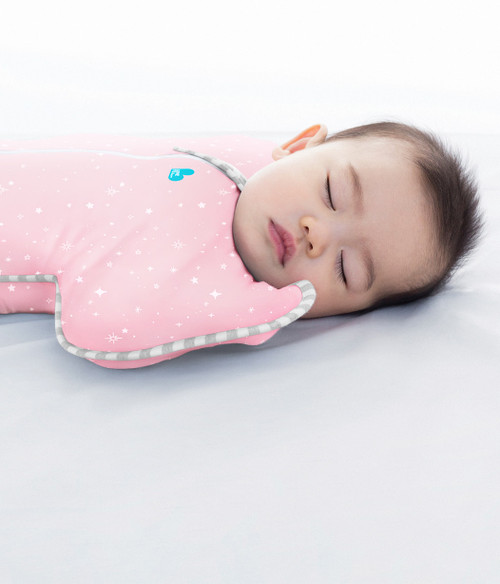 LOVE TO DREAM SWADDLE UP™ Lite 0.2 TOG Pink