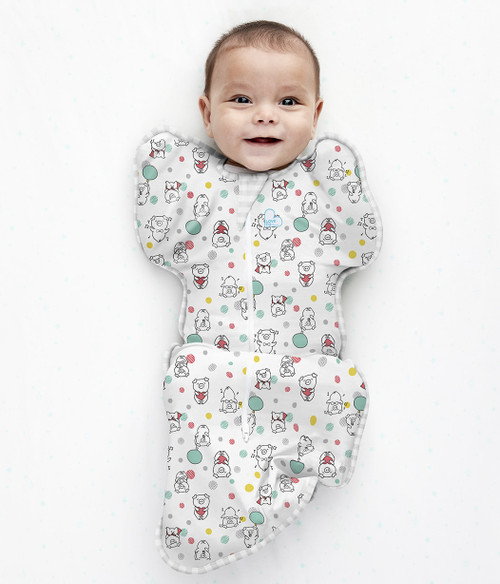 "SWADDLE UP™ Lite 0.2 TOG Limited Edition ""Year of the Golden Pig"""