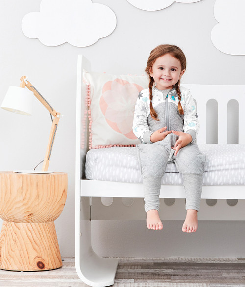 LOVE TO DREAM SLEEP SUIT™ 2.5 TOG White