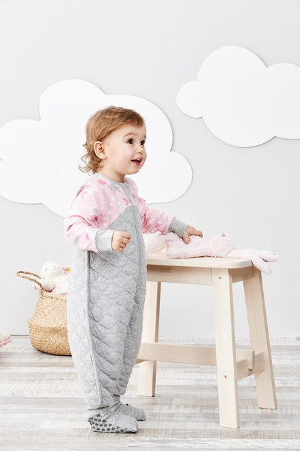 LOVE TO DREAM SLEEP SUIT™ 3.5 TOG Pink