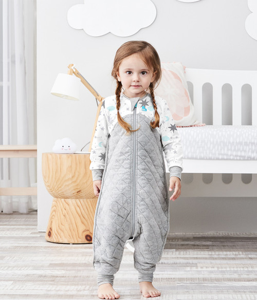 LOVE TO DREAM SLEEP SUIT™ 3.5 TOG White