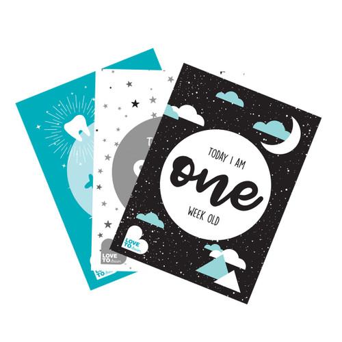 LOVE TO DREAM™ Gift of Sleep & Milestone Cards