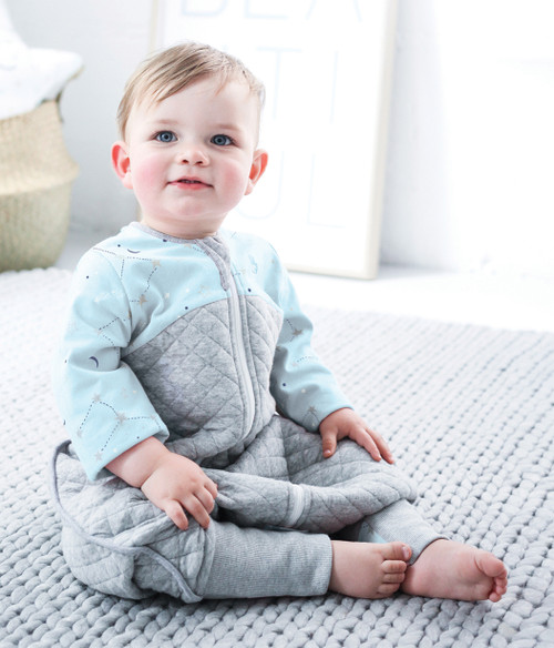 LOVE TO DREAM SLEEP SUIT™ 2.5 TOG Blue (2018 Design)