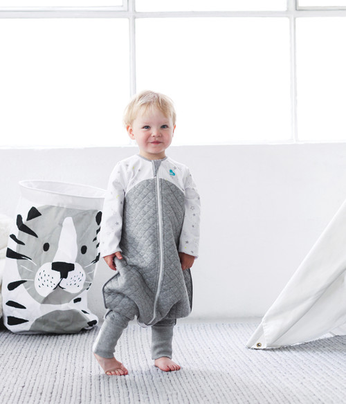 LOVE TO DREAM SLEEP SUIT™ 2.5 TOG White (2018 Design)