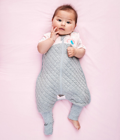 LOVE TO DREAM SLEEP SUIT™ 1.0 TOG Pink