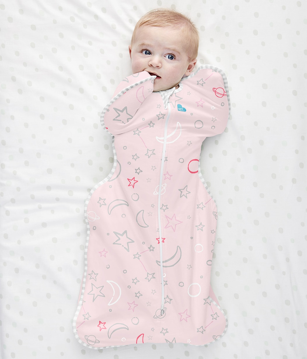 SWADDLE UP™ Bamboo 1.0 TOG Pink
