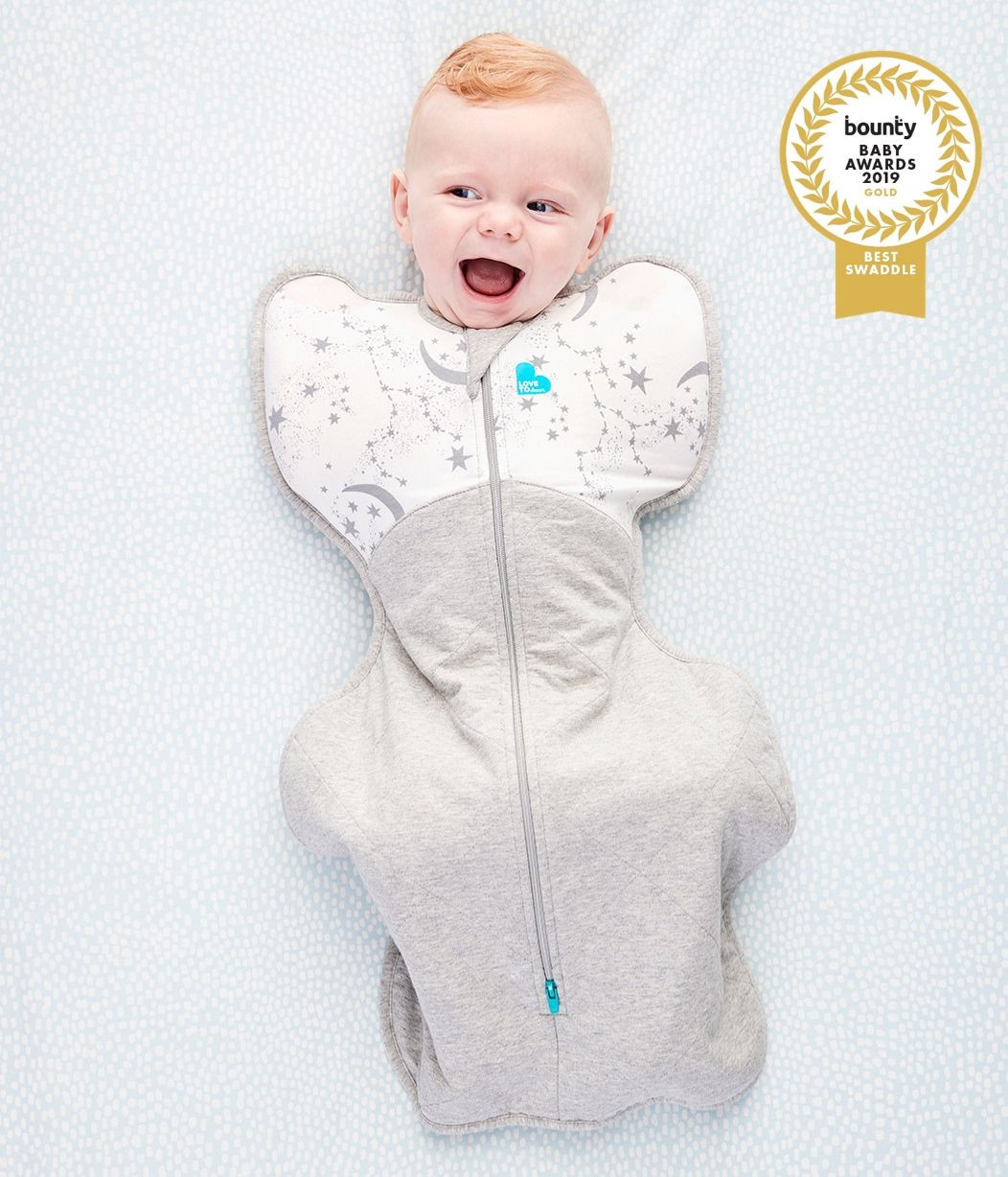 SWADDLE UP™ Warm 2.5 TOG White