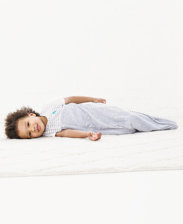LOVE TO DREAM SLEEP BAG™ 0.2 TOG Grey
