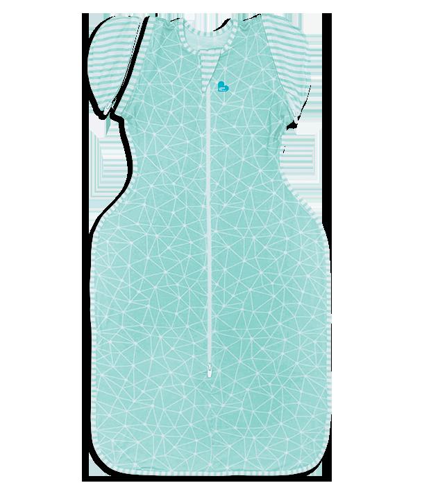SWADDLE UP™ TRANSITION BAG Bamboo Lite 0.2 TOG Mint 2018