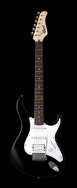 Cort G-Series G110 Electric Guitar Black