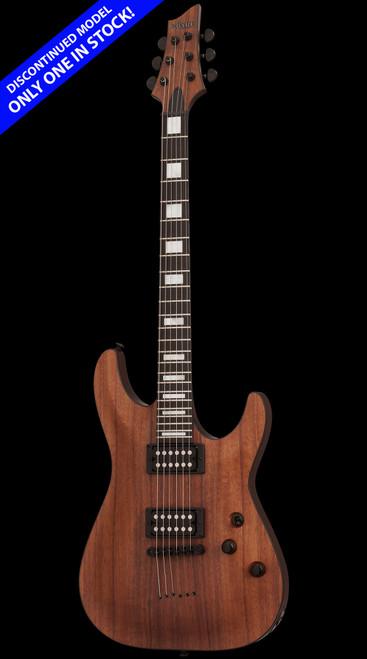 Schecter KOA Collection C-1 Electric Guitar Natural Satin