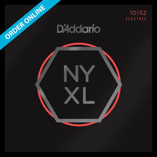 D'Addario NYXL Electric Guitar 10/52 Light Hybrid Gauge Strings