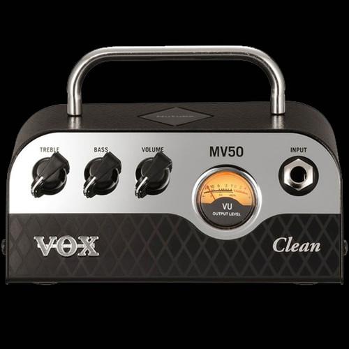 VOX MV50 Clean 50W Amplifier Head