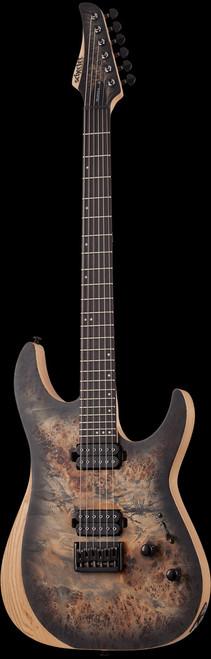 Schecter Reaper-6  Electric Guitar Satin Charcoal Burst