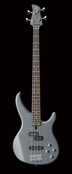 Yamaha TRBX204 Bass Guitar Grey Metallic