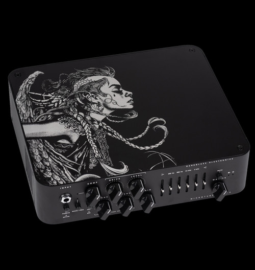 Darkglass Electronics Microtubes 900v2 Limited Edition 900W Bass Amp Head