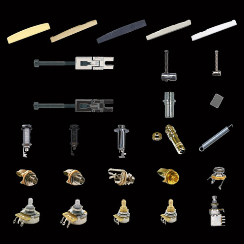 Guitar components - Assorted parts from $1.95