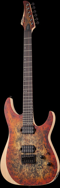 Schecter Reaper-6  Electric Guitar Satin Inferno Burst