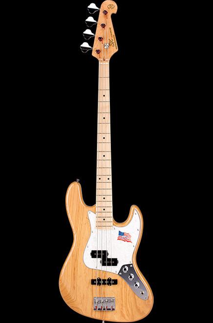 Essex SX PJ Bass American Ash