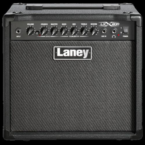 """Laney LX20R  1X8"""" 20W Combo Amplifier"""