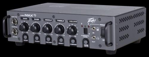 Peavey MiniMAX® 600W Bass Amp Head