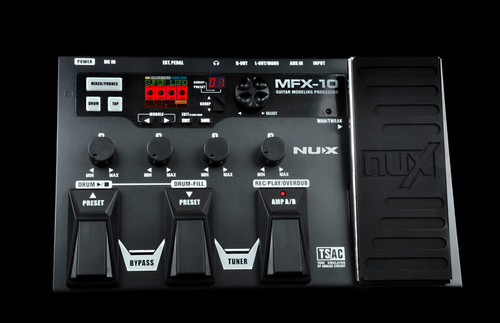 NUX Guitar Amp Modelling and Multi-FX Pedal