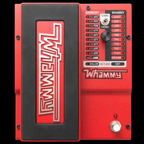 DIGITECH Whammy Pitch Bending Guitar Effects Pedal Stompbox