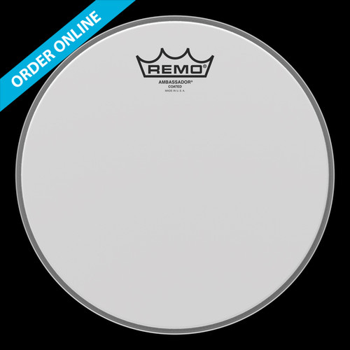 "Remo Ambassador Coated 10"" Drum Head"