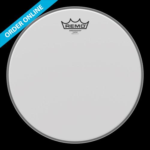 "Remo Ambassador Coated 12"" Drum Head"