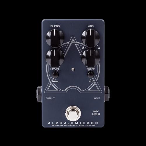 Darkglass Electronics Alpha Omicron Bass Effects Pedal Stompbox